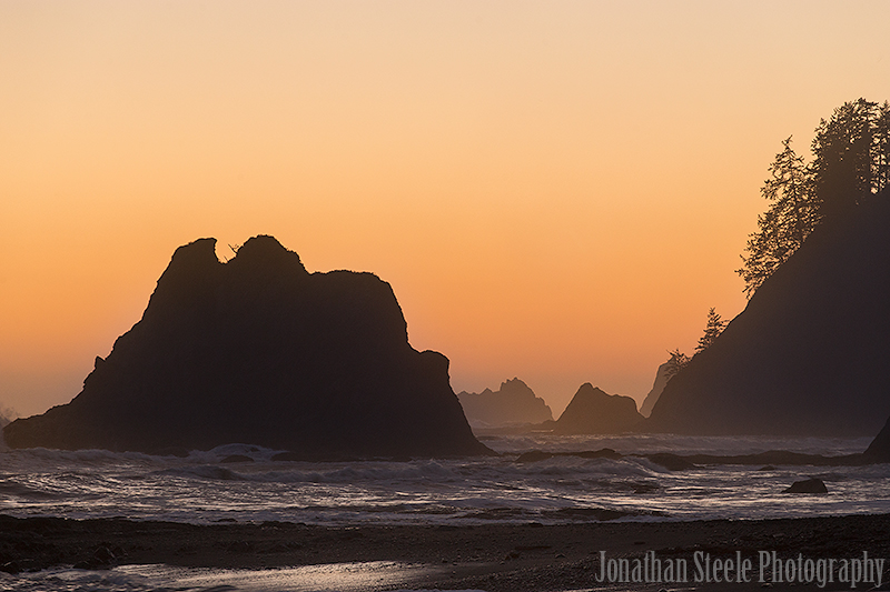 Olympic National Park Workshop - Spring photography in the Northwest